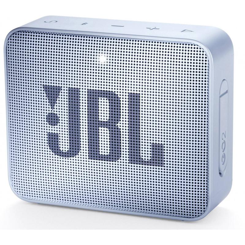 JBL juhtmevaba kõlar Go 2 BT, jääsinine
