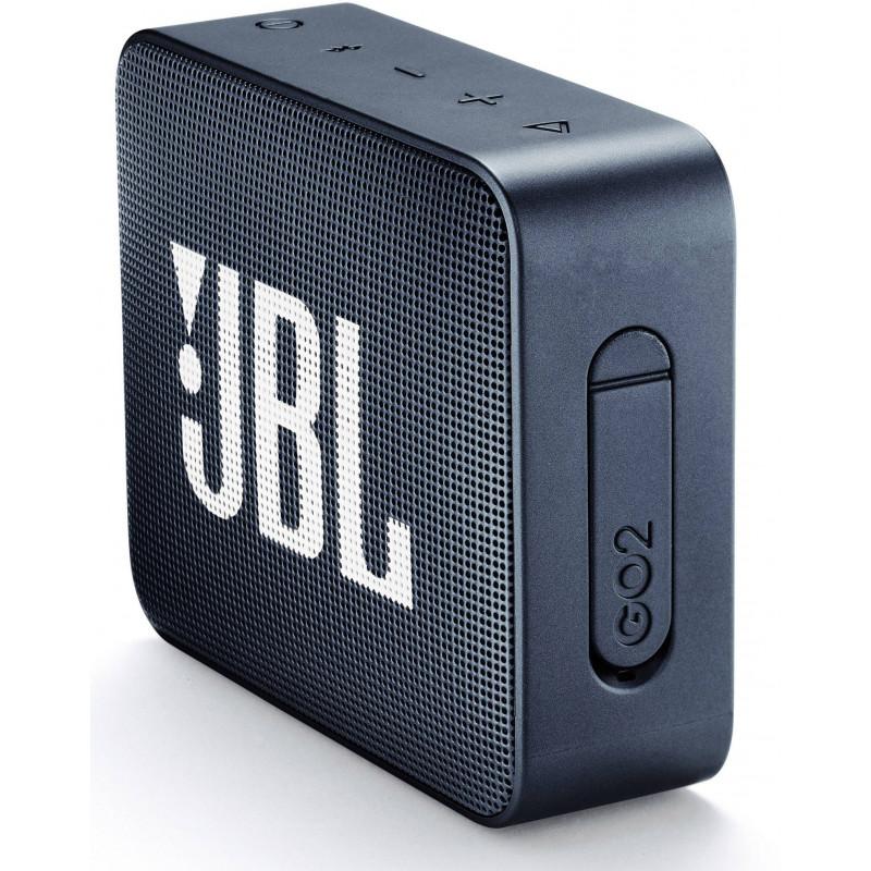 JBL juhtmevaba kõlar Go 2 BT, slate navy