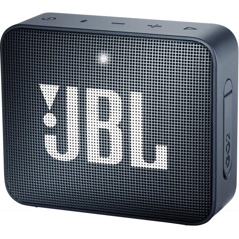 JBL беспроводная колонка Go 2 BT, slate navy