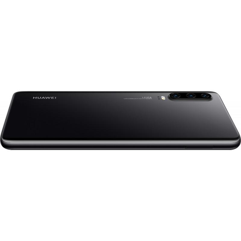 Huawei P30 128GB, black