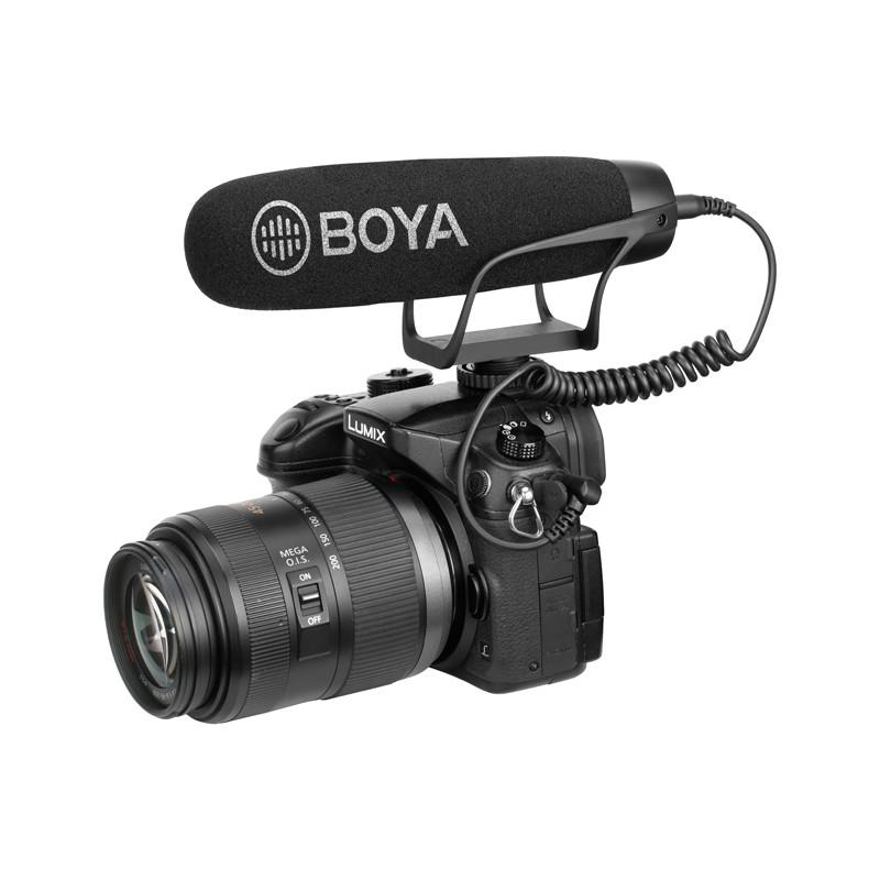 Boya mikrofon BY-BM2021 Compact Shotgun