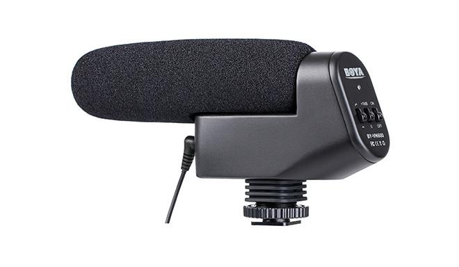 Boya microphone BY-VM600