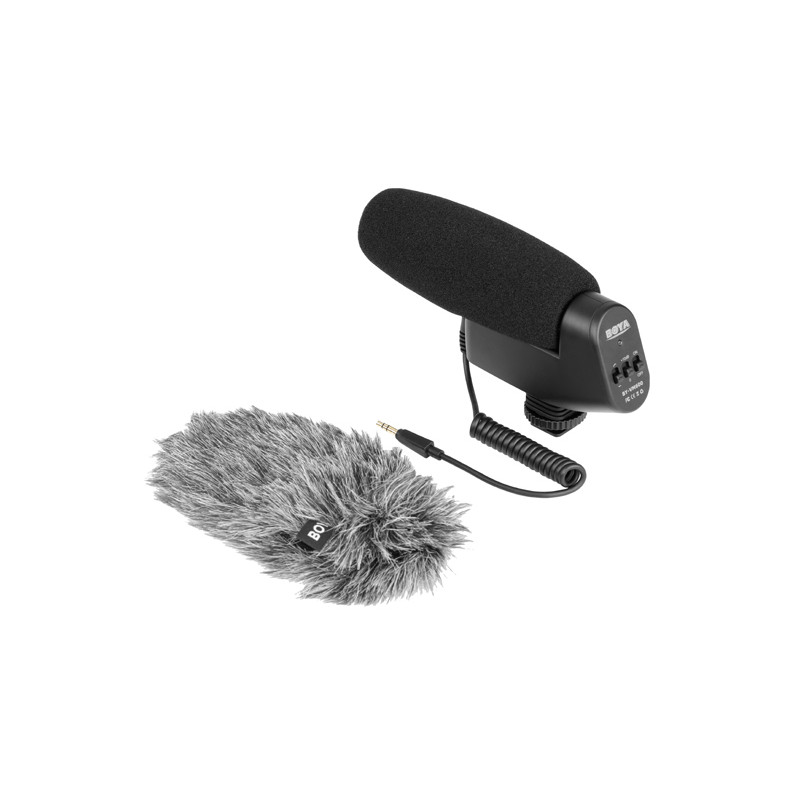 Boya microphone BY-VM600 Shotgun Condenser