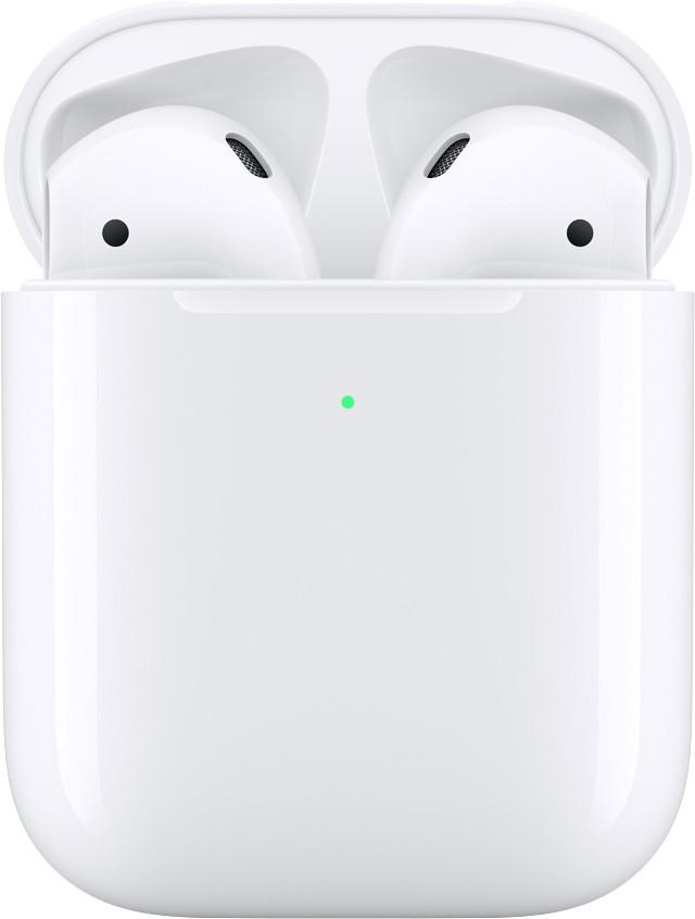 Apple AirPods + juhtmevaba laadimiskarp (MRXJ2ZM/..