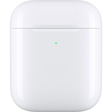 Apple AirPods беспроводная зарядная коробка (MR8U2ZM/A)