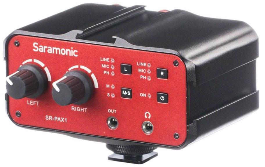 Saramonic heliadapter Universal Mixer SR-PAX1 2-C..