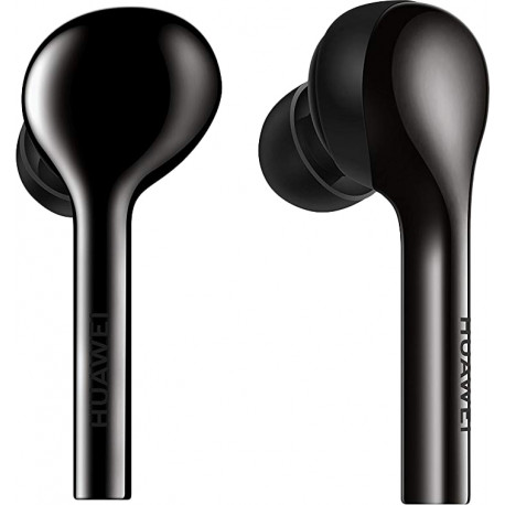 Huawei wireless earphones + microphones Freebuds BT, black