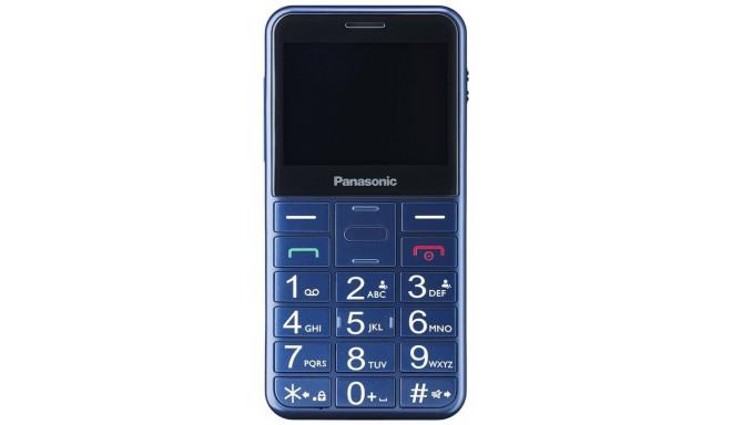 Panasonic KX-TU150 Dual SIM, blue
