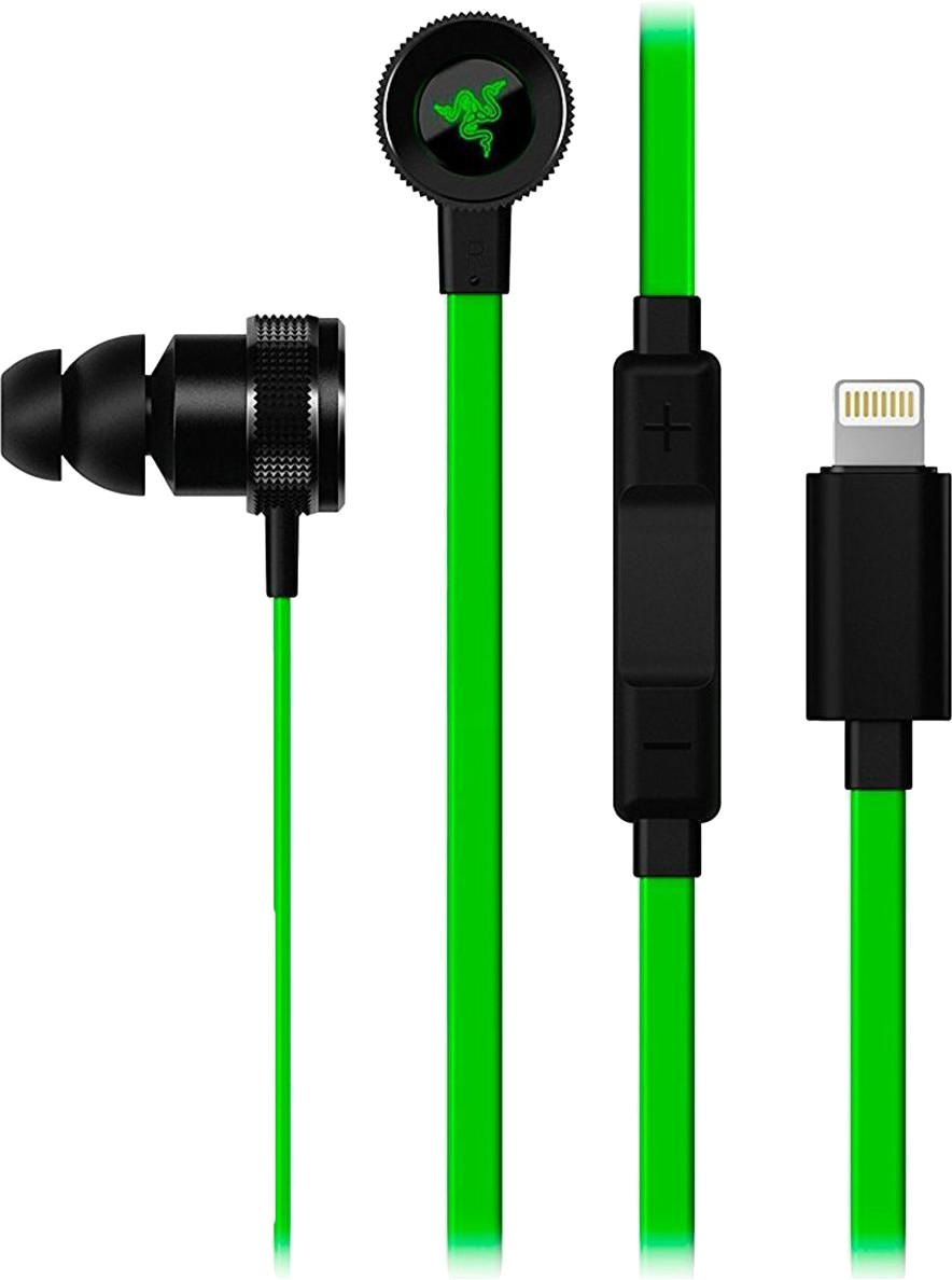 Razer kõrvaklapid + mikrofon Hammerhead iOS