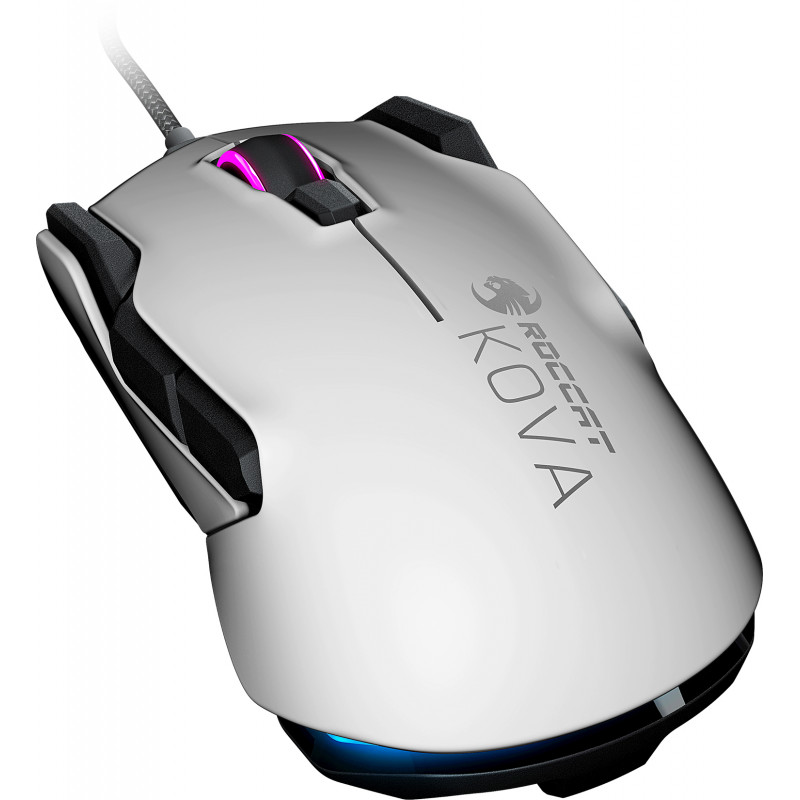 Roccat hiir Kova Aimo RGB, valge (ROC-11-507)