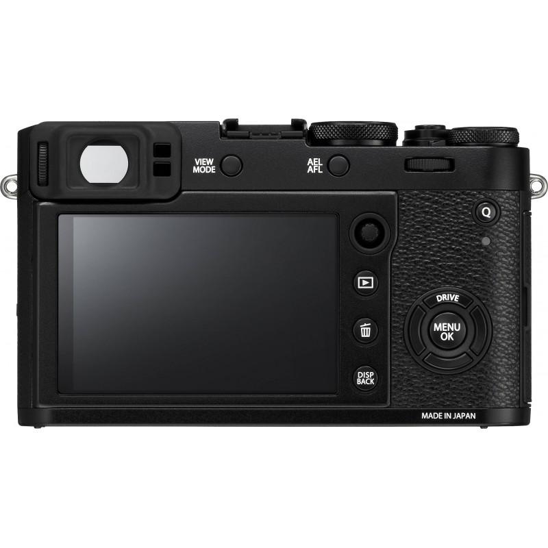 Fujifilm X100F, black