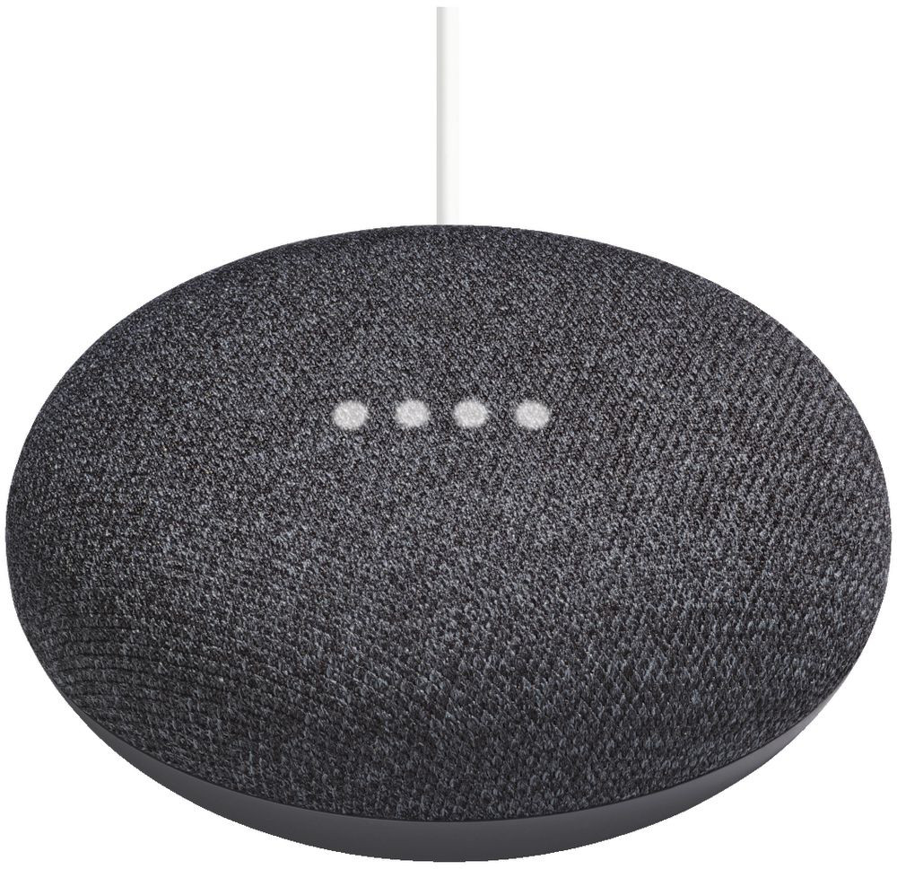 Google Home Mini UK nutikõlar, charcoal