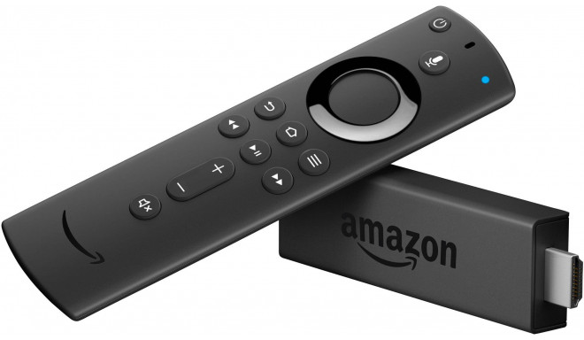 Amazon Fire TV Stick Alexa 2019 + tālvadības pults