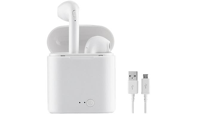 InnovaGoods bezvadu austiņas + mikrofons SmartPods