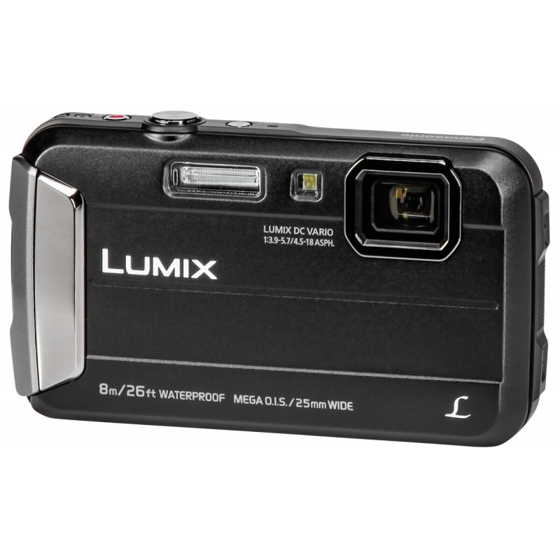 Panasonic Lumix DMC-FT30 black - Compact cameras - Photopoint