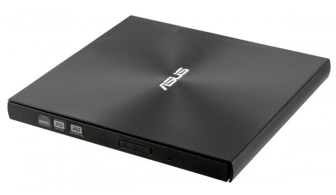 Asus external DVD drive SDRW-08U7M-U UltraSlim, black