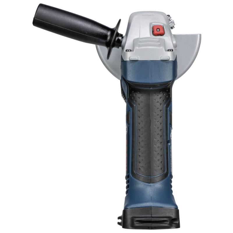 Bosch GWS 18-125 V-LI Cordless Angle Grinder in L-BOXX