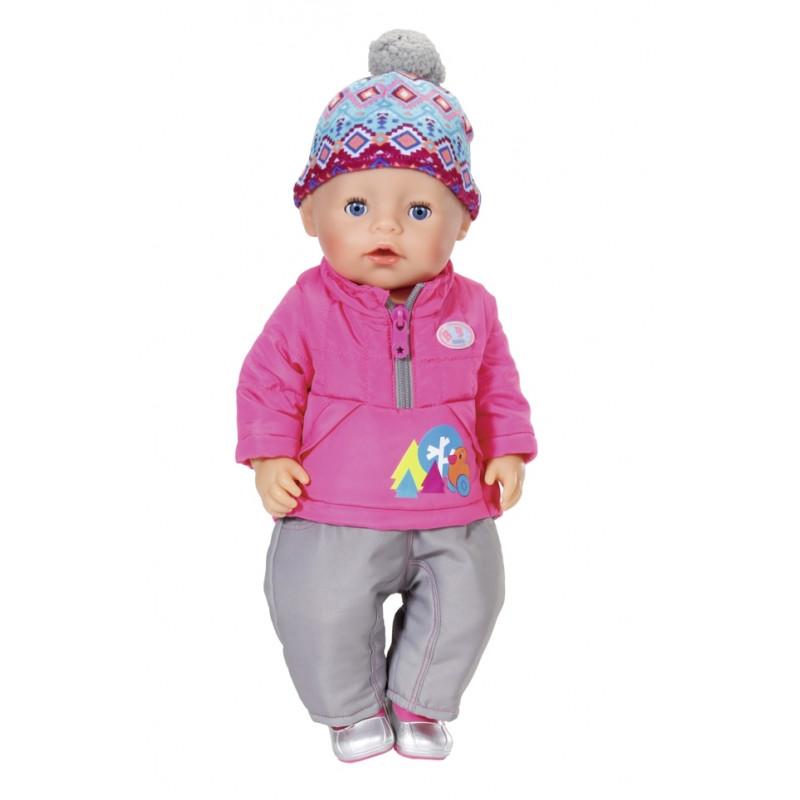 b2afb49c725 ZAPF BABY BORN Talveriided - Кукольная одежда - Photopoint