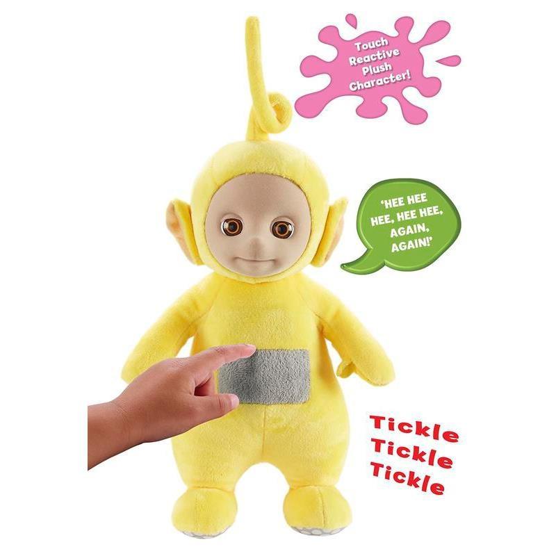 Teletubbies Naerev ja rääkiv pehme mänguasi, 25cm Po