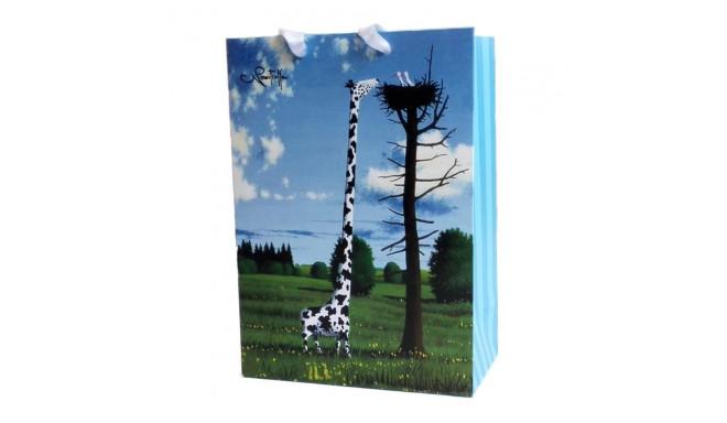 Подарочный пакет 16x22x8 cm Navitrolla лето