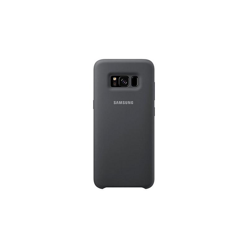 6c86dbb679f Mobiiltelefoni Ümbris Samsung 222140 Samsung S8 Must - Telefonide ...