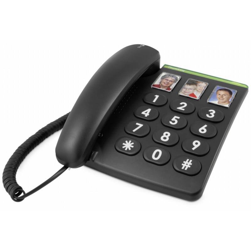 Doro PhoneEasy 331ph black
