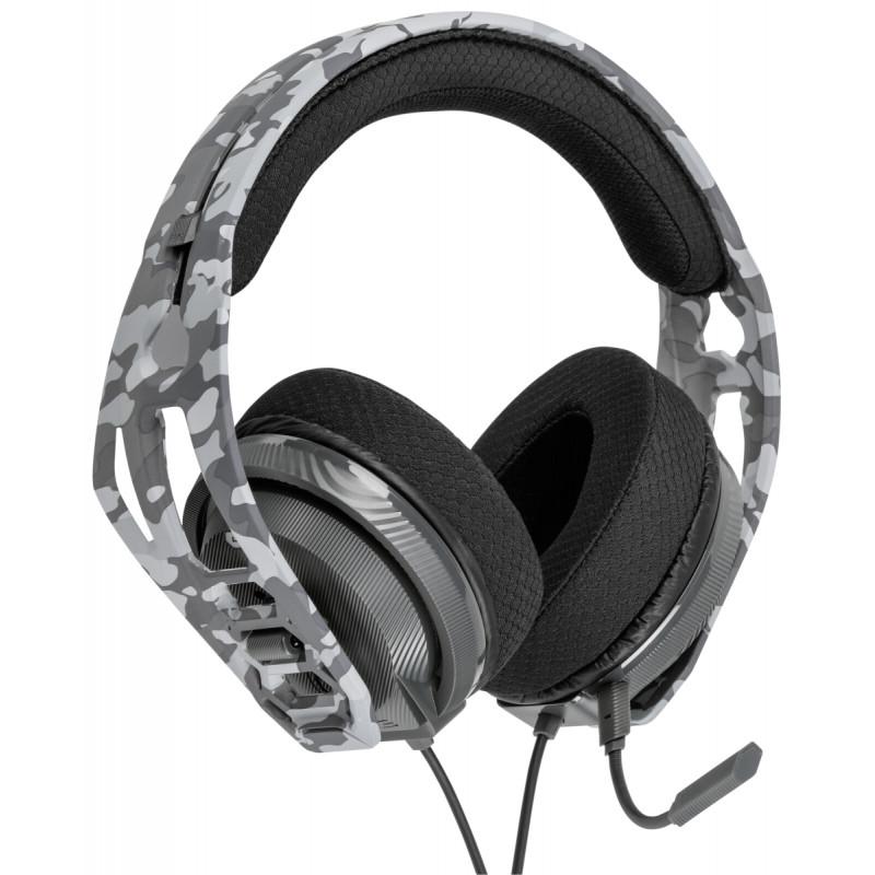 125ef8629b7 Plantronics Stereo Gaming Headset PS4 RIG 400 HS camo - Headphones ...