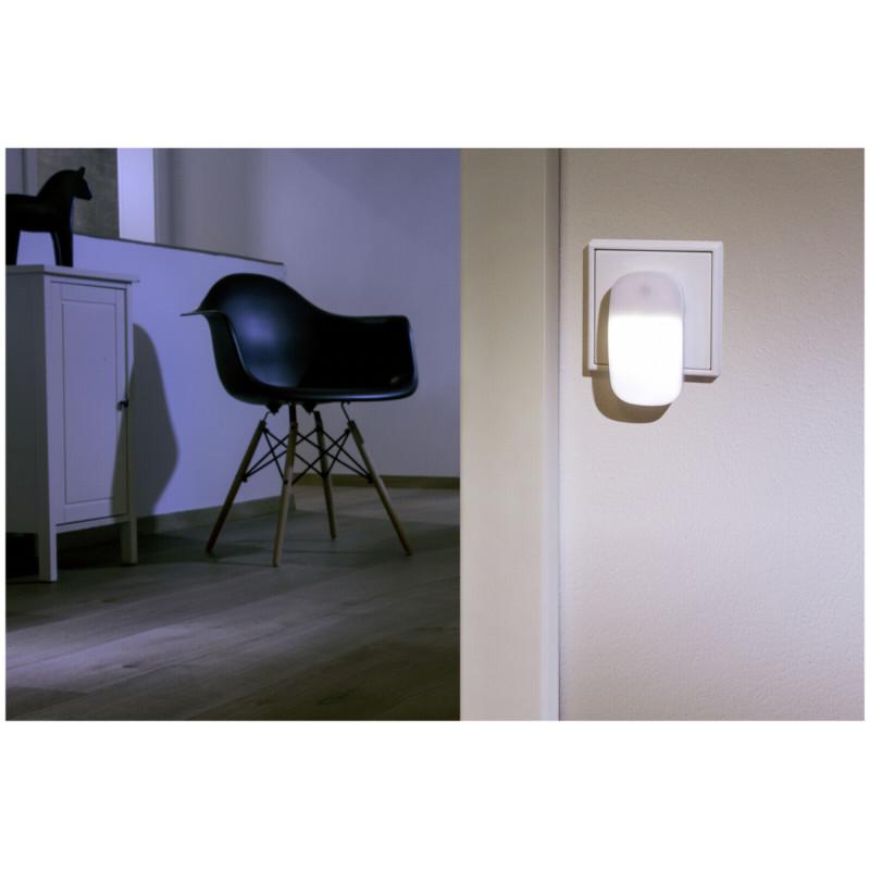 Ansmann LED night lamp Guide Twilight, white