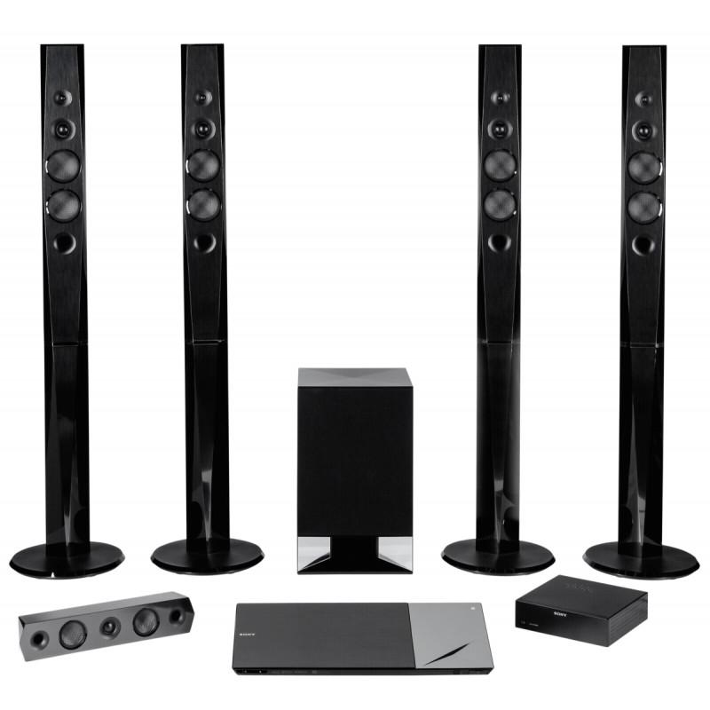 c5e7e238e74 Sony BDV-N9200WB black - Home cinema systems - Photopoint