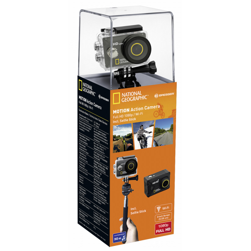 Bresser National Geographic Motion Camera