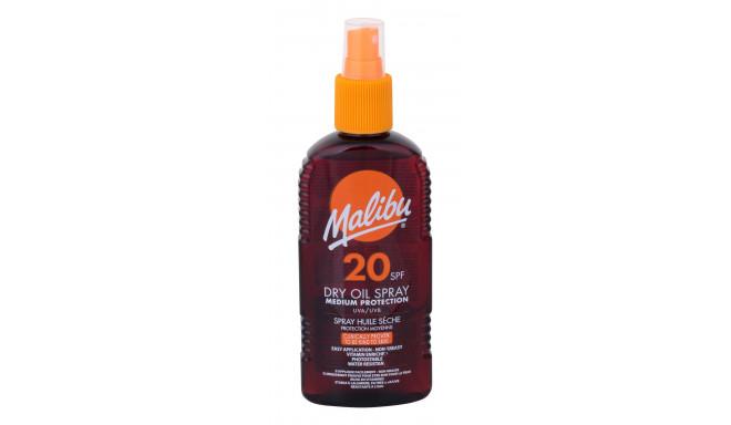 Malibu Dry Oil Spray SPF20 (200ml)
