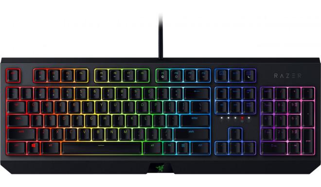 Razer keyboard Blackwidow 2019 US Green Switches