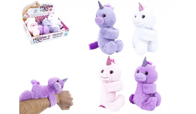 20 cm Hugglers Snapband Plush Unicorn