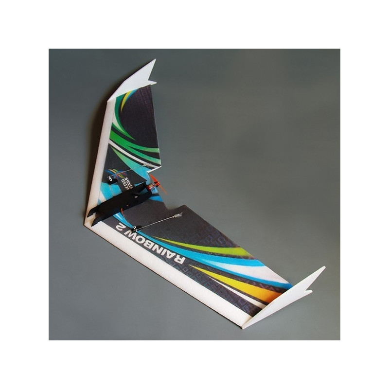 Rainbow Flying Wing II EPP Kit + Engine + ESC + Servo (wingspan 1000mm)