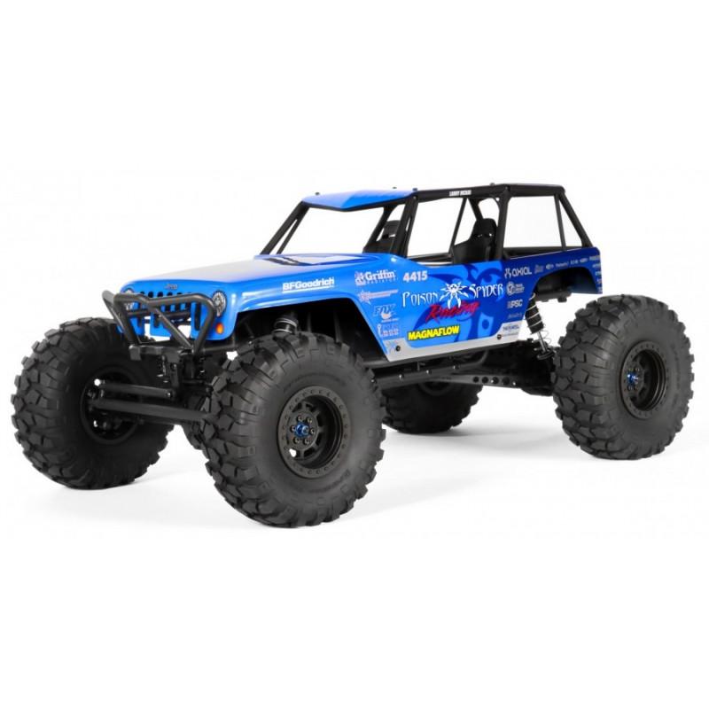 Axial Jeep Wrangler Wraith-Poison 1:10 4WD ARTR
