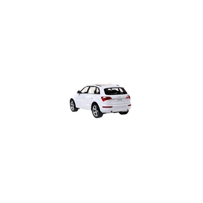 Audi Q5 RASTAR 40MHz 1:14 RTR (akumulator, ładowarka sieciowa) - Biały