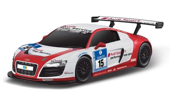 Audi R8 LMS Performance 1:18 RTR (AA powered) – white