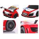 Audi R8 LMS Performance 1:18 RTR (zasilanie na baterie AA) - Biały