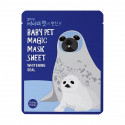 Holika Holika näomask Baby Pet Magic Mask Sheet (Seal)