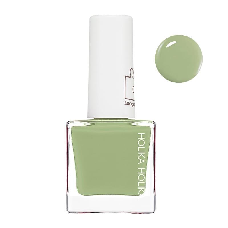 Holika Holika küünelakk Piece Matching Nails Lacquer GR01 Greentea Latte