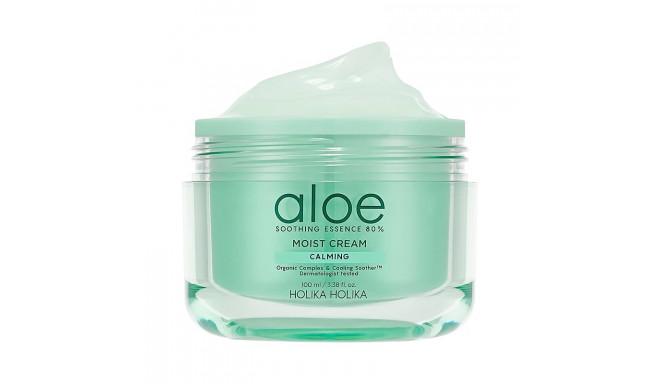 Holika Holika Näokreem Aloe Soothing Essence 80% Moist Cream
