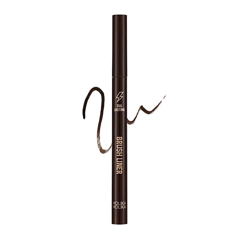 Holika Holika Silmalainer Tail Lasting Brush Liner 02 Dark Brown