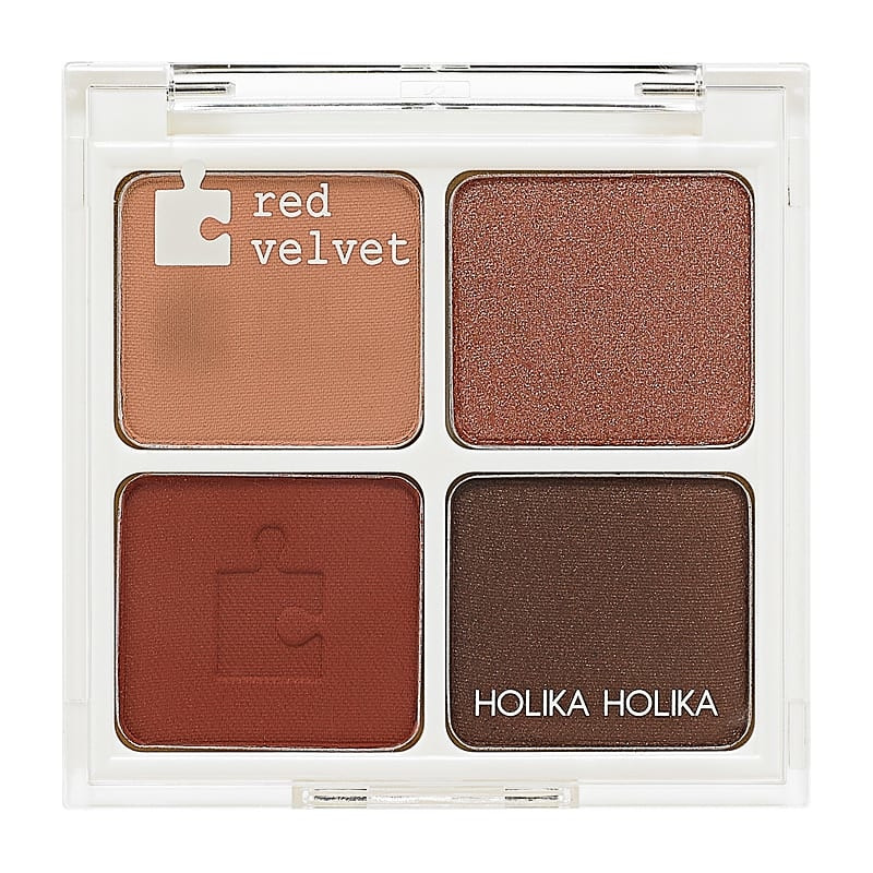 Holika Holika Piece Matching Palette 01 Red Velvet