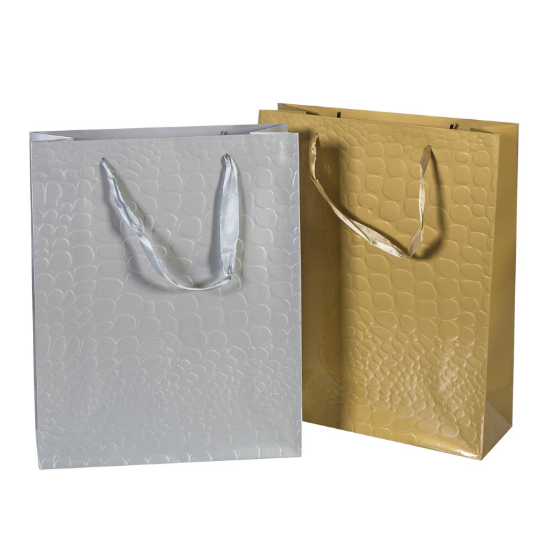 Gift bag 25x32x10cm, 2 colors