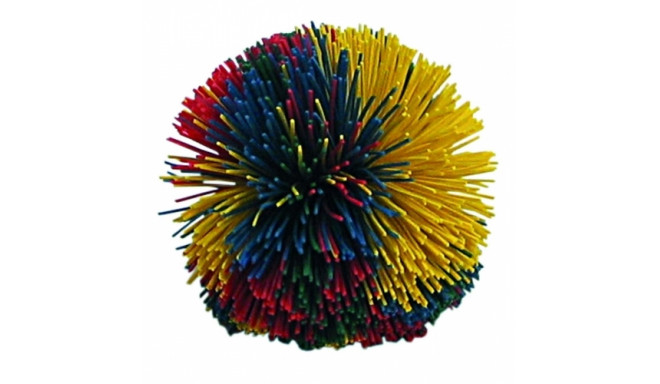 Koosh-pall (narmaspall), d 7 cm, 45g, 3+