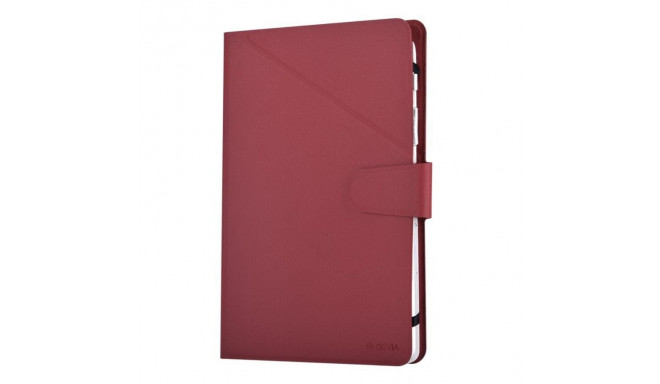 """Devia case Flexy Universal For 8"""", red"""