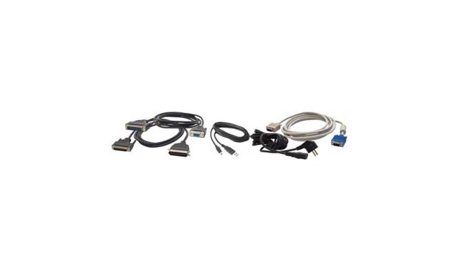 2 Pin Euro cable for power supply, EU (KABEU2P20)