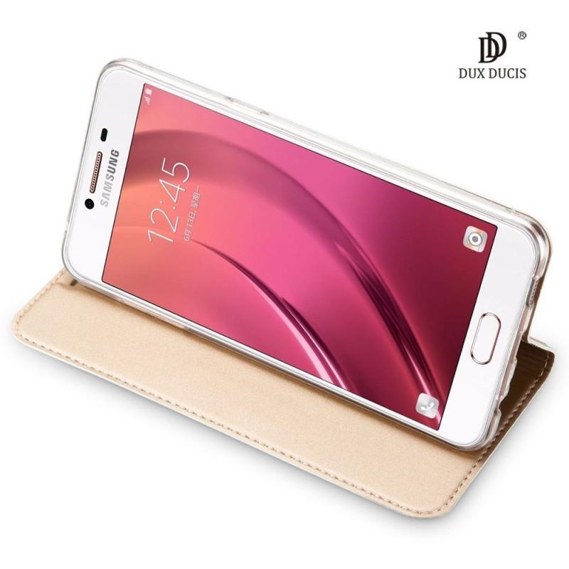 Dux Ducis Case Premium Magnet Huawei P9 Lite Mini Gold