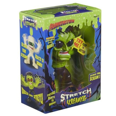 63755 Stretch Screamers figura di Frankenstein