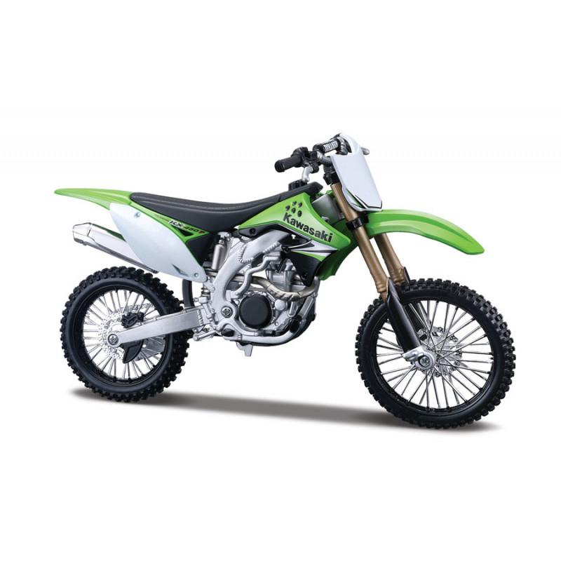 Motorcycle Kawasaki Kx 450f 112 модельки Photopoint